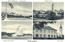 Nagymegyeri képeslap, 1940