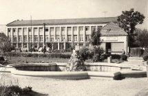 Nagymegyeri Járási Nemzeti Bizottság épülete