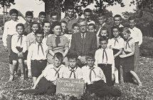 Nagymegyeri Magyar Tannyelvű Alapiskola, 1956