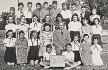 Nagymegyeri Magyar Tannyelvű Alapiskola, 1957