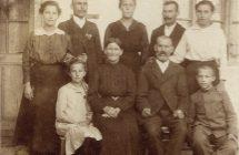 Nagymegyeri Németh család, 1917