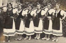 Nagymegyeri tánccsoport, 1936