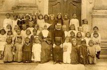 Nagymegyeri Zárda iskola tanulói, 1933
