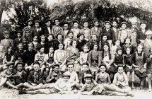 Nagymegyeri zsidó iskola, 1935