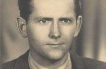 Pósa Zoltán ifjúkori fényképe