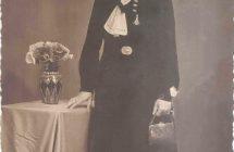Pósa Lászlóné született Bodon Erzsébet leánykori fényképe