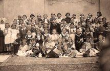 Nagymegyeri Zárda iskola tanulói, 1931
