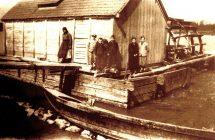 Hajómalom a XX. század közepén