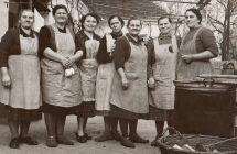 Szakácsnők az 1970-es években