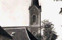 Református templom Rétén